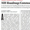 NIH Roadmap/Common Fund at 10 Years Thumbnail